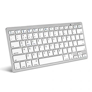 Ултра тънка безжична Bluetooth клавиатура Caseflex