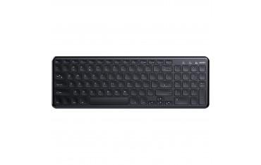 Безжична Клавиатура AUKEY KM-W5, 2.4GHz, Черна