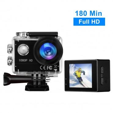 Спортна камера 1080P Topelek geod131ab