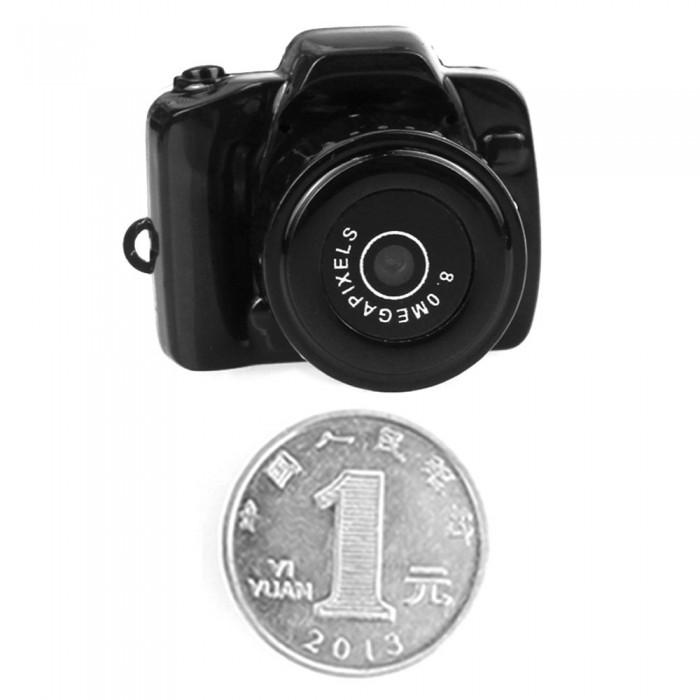 Мини камера HD720P Видеокамера dizauL MiniSLR-FBA
