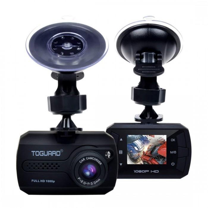 Мини видеорегистратор с Full HD TOGUARD