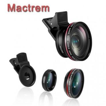 Универсален професионален HD обектив Mactrem
