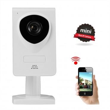 IP Камера Nexgadget, 2,4 Ghz, Wi-Fi, Детектор на движение, Нощно виждане