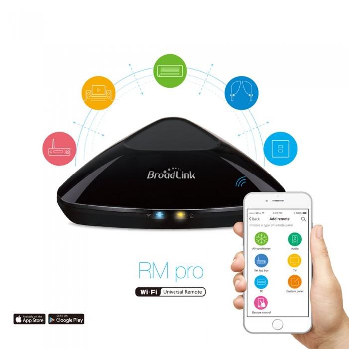 Универсално дистанционно управление BroadLink RM Pro