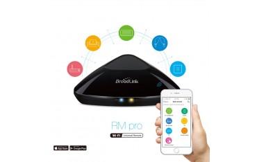 Универсално Дистанционно Управление BroadLink RM Pro, 2.4G, IOS, Функция настройка Самостоятелно учене