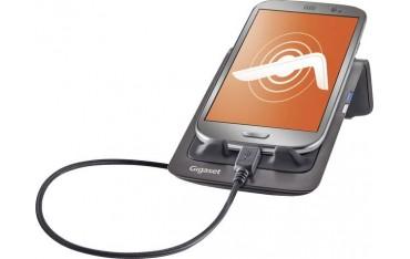 Докинг станция със зарядно устройство MobileDock Gigaset LM550
