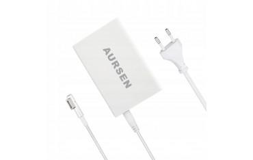 Зарядно устройство AURSEN HDS-HDD15, за MacBook, 60W, USB 2X порт,