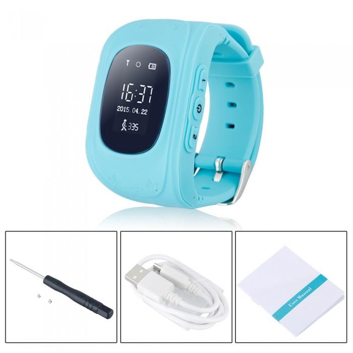 Ръчен часовник GPS Локатор angeer