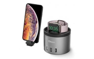 Зарядна станция Oittm, Стойка, Apple часовник, IQ технология