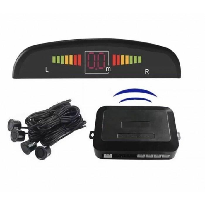 Интелигентната система за паркиране на автомобила LCD PZ300W