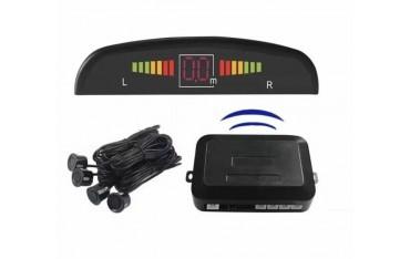 Асистент за Паркиране на Автомобила LCD PZ300W, Сензор за паркиране 2,5 m