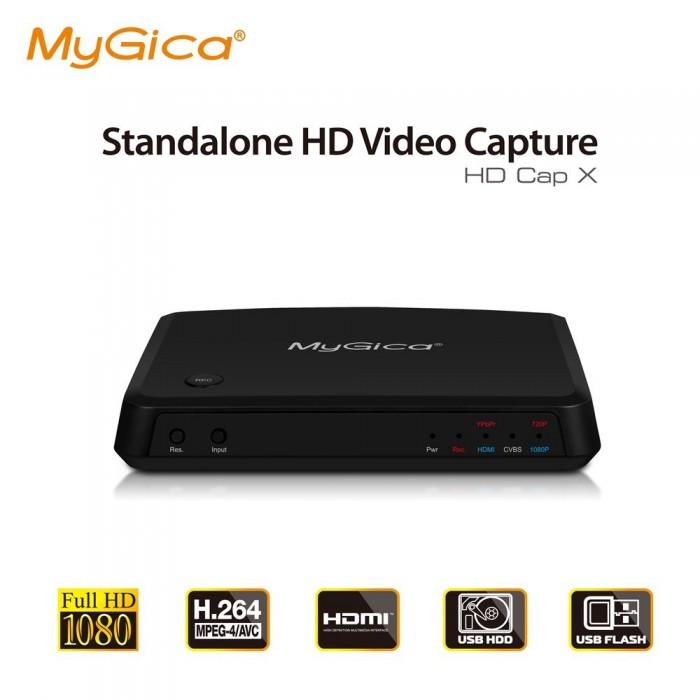 Геймърско записващо устройство MyGica HD CAP X