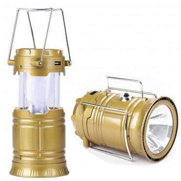 Соларен фенер за къмпинг Senbei XF 5800T