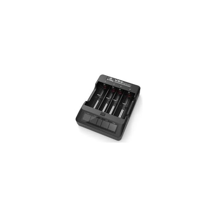 Интелигентно зарядно устройство за акумулаторни батерии XTAR VP4