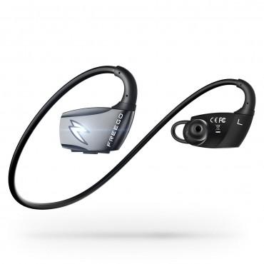 Безжични слушалки с вграден микрофон FREEGO FGBH013AB