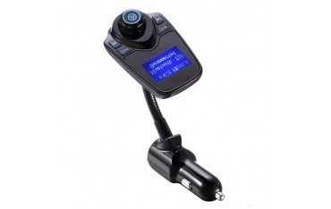 Mp3 Предавател за автомобил T10, Handsfree, Bluetooth 3.0, USB