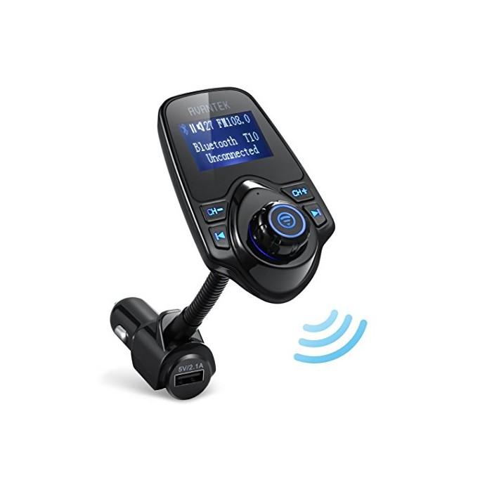 Bluetooth FM предавател AVANTEK MM36