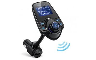 FM Предавател AVANTEK MM36, за Автомобили,Bluetooth, Hands-free разговори