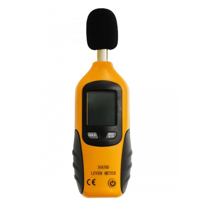 Мини уред за измерване на нивото на звука LCD цифров екран HT-80A