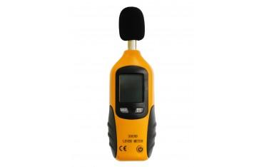 Уред за измерване нивото на звука (Децибелметър) HT-80A