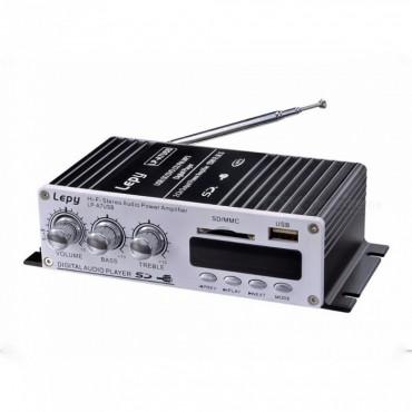 Bluetooth усилвател Lepy LP - A7USB