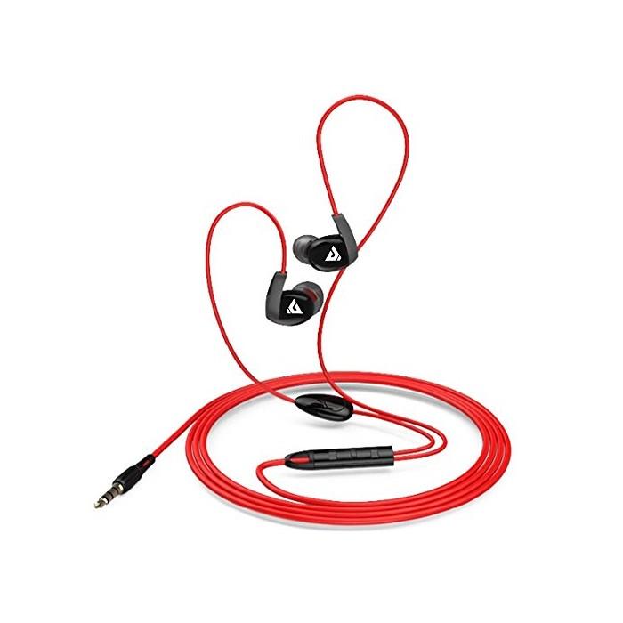 Спортни шумоизолационни слушалки с микрофонни Darkiron K6