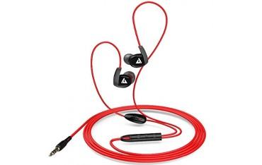 Аудио слушалки Darkiron K6, Кабелни, Микрофон, Водоустойчиви