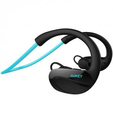 Аудио слушалки AUKEY ЕР-B34, Bluetooth 4.1, Микрофон