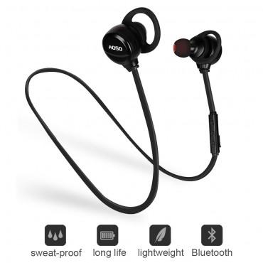 Магнитни Bluetooth слушалки AOSO M21