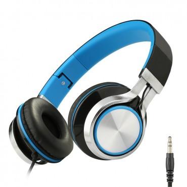 сгъваеми Стерео слушалки за слушалки
