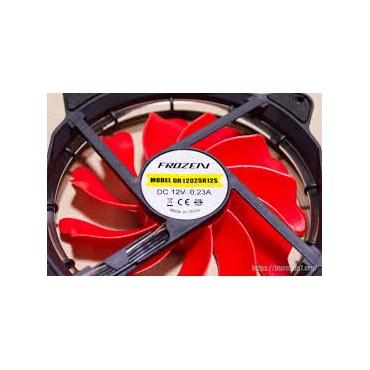 Вентилатор за охлаждане на компютър FROZEN MODEL DH12025R12S