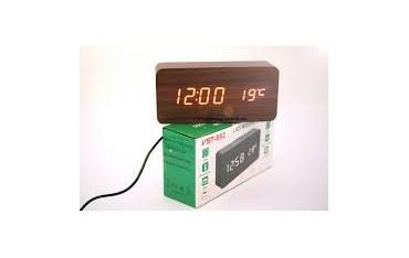 Електронен Часовник VST 862, Звуково управление, Будилник