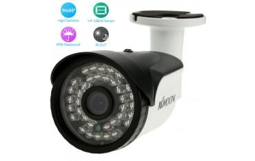 """Камера KKmoon S904-P,1.3MP AHD, 1/4"""" CMOS сензор, Двоен филтър IR-CUT, Водоустойчива"""