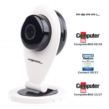 HD IP камера с разпознаване на движение PEARL