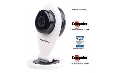 IP Камера PEARL, WiFi, Двупосочна комуникация, Нощно виждане, Сензор на движение