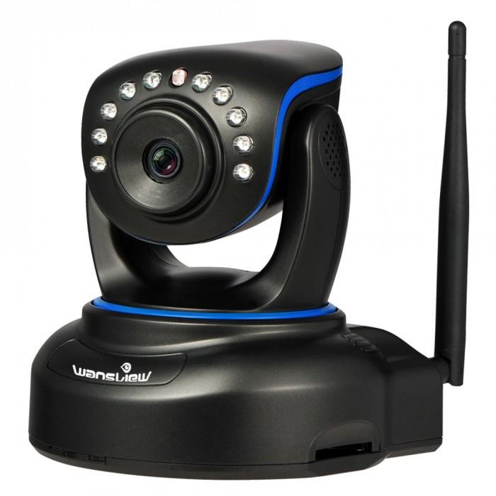 WiFi камера за наблюдение на домашната 1080P Wansview Q1