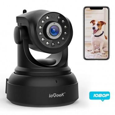 IP камера за домашна охрана за наблюдение на закрито ieGeek