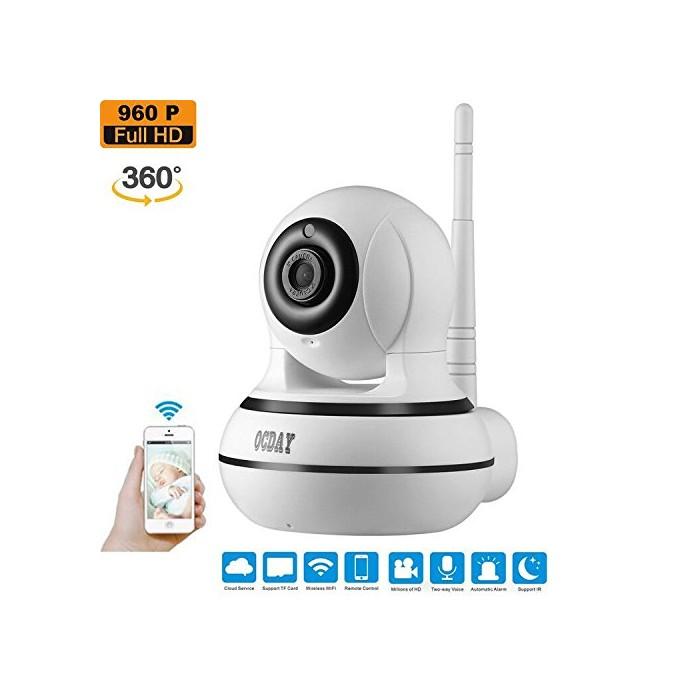 Безжична IP камера OCDAY 960p HD