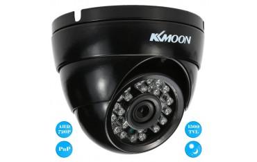 Куполна Камера Kkmoon TP-HD100iRB, 1.0MP Водоустойчива, Ir Cut Нощно виждане