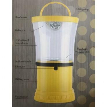 LED фенер за къмпинг fabrique