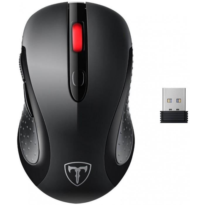 Безжична оптична мишка за лаптоп ET D-16