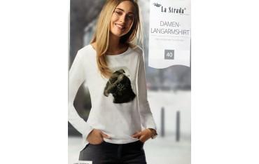 Дамска блуза La Strada, 100% памук
