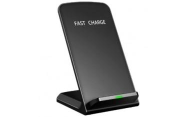 Зарядно устройство Seneo, 10W, Безжично, QC 2.0 / 3.0 адаптер, USB