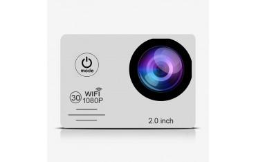 Спортна Видеокамера FEICHEN SJ7000, WiFi, HD, HDMI, Водоустойчива, Аксесоари