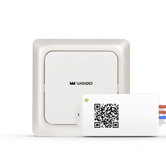 Безжичен комплект за превключване на светлини WisQo