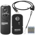Безжичен Приемник Neewer nw-860, за Дистанционно управление на Canon, Разстояние до 100 м