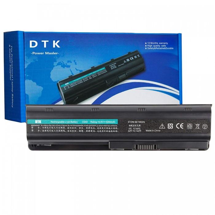 Батерия за лаптоп Li-ion Капацитет 5200mAh DTK CQ42