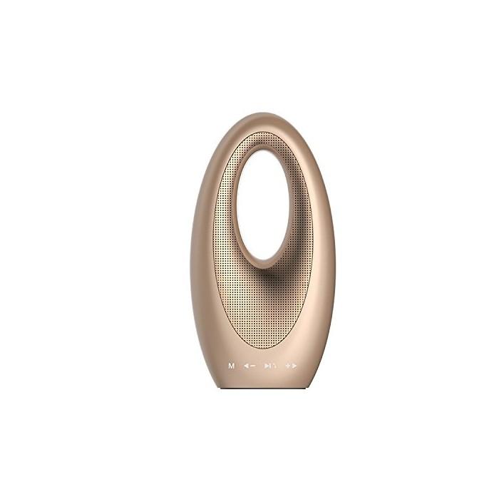 безжичен Bluetooth високоговорител с FM радио QITECO