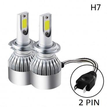 LED комплект за преобразуване на фарове водоустойчив LED 3800LM Cloudsale C6