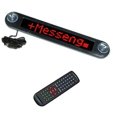 LED дисплей за съобщение за автомобил